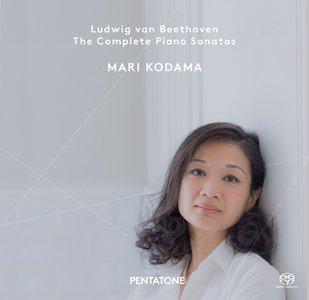 Mari Kodama - Beethoven: The Complete Piano Sonatas (2014) [Official Digital Download 24bit/96kHz] RE-UP