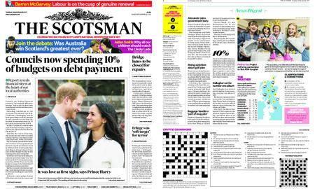The Scotsman – November 28, 2017