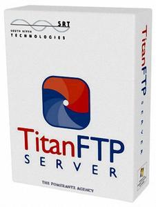 Titan FTP Server Enterprise 2019 Build 3531