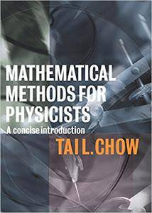 Mathematical Methods for Physicists: A Concise Introduction (Repost)