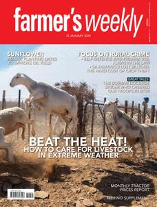 Farmer's Weekly - 31 January 2020