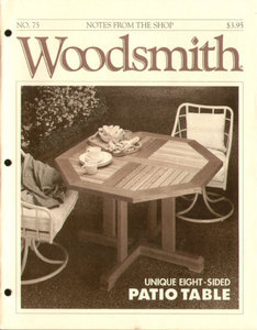 Woodsmith Magazine Issue 75