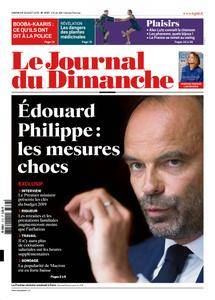 Le Journal du Dimanche - 26 août 2018