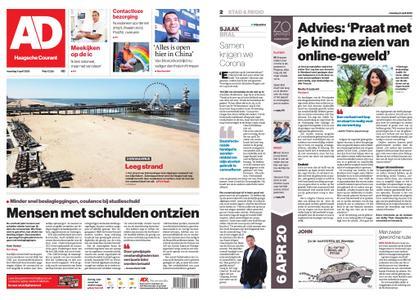 Algemeen Dagblad - Delft – 06 april 2020