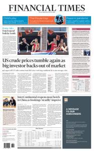 Financial Times USA - April 28, 2020