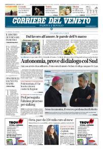 Corriere del Veneto Padova e Rovigo – 08 marzo 2019