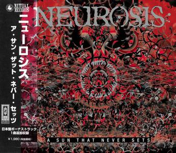 Neurosis - A Sun That Never Sets (2001) [Japanese Edition]