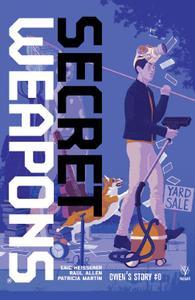 Valiant-Secret Weapons Owen s Story 2018 Hybrid Comic eBook