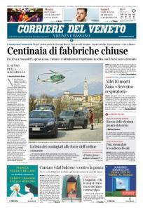 Corriere del Veneto Vicenza e Bassano – 14 marzo 2020