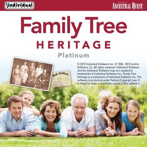 Family Tree Heritage Platinum 15.0.19 Multilingual