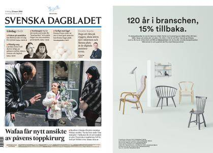 Svenska Dagbladet – 31 mars 2018