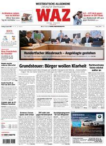 WAZ Westdeutsche Allgemeine Zeitung Oberhausen - 28. Juni 2019