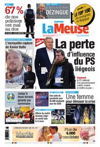 La Meuse de Liege - 20-02-2020