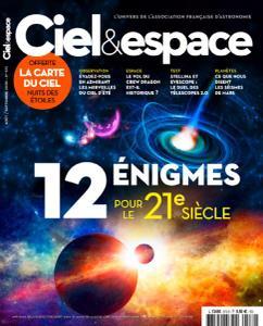 Ciel & Espace - Août-Septembre 2020