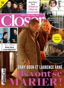 Closer France - 22 janvier 2021
