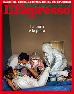 L'Espresso - 05 aprile 2020