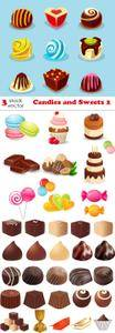 Vectors - Candies and Sweets 2