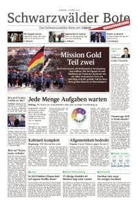 Schwarzwälder Bote Hechingen - 10. März 2018