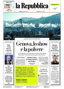 la Repubblica – 29 giugno 2019