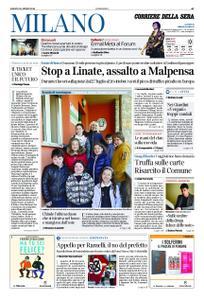 Corriere della Sera Milano – 20 aprile 2019