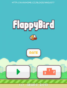 Flappy Bird v1.3 for Android