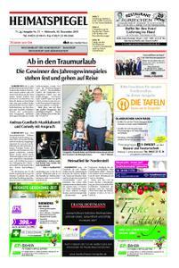 Heimatspiegel - 18. Dezember 2019