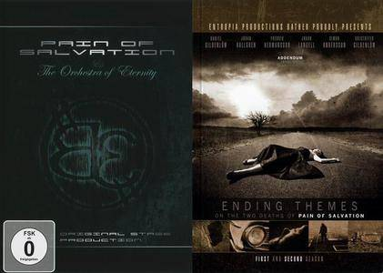 Pain of Salvation - 2 Live Albums (2005-2009)