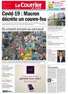Le Courrier de l'Ouest Cholet – 15 octobre 2020