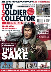 Toy Soldier Collector International - Issue 98 - February-March 2021