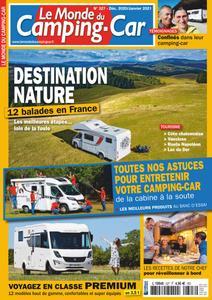 Le Monde du Camping-Car - décembre 2020