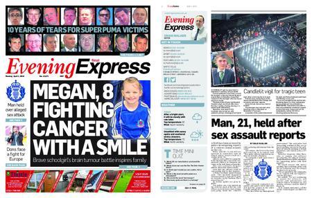 Evening Express – April 01, 2019