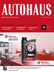 Autohaus - 15. Oktober 2019