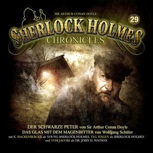 «Sherlock Holmes Chronicles - Folge 29: Der schwarze Peter» by Sir Arthur Conan Doyle