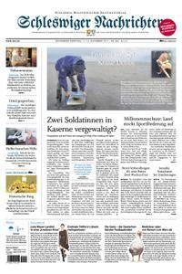 Schleswiger Nachrichten - 11. November 2017