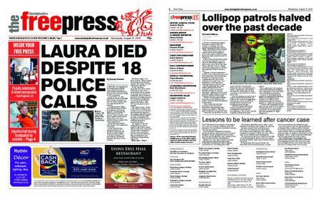 Denbighshire Free Press – August 21, 2019