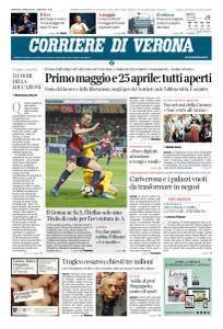Corriere di Verona - 24 Aprile 2018