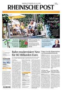 Rheinische Post – 27. Juli 2019