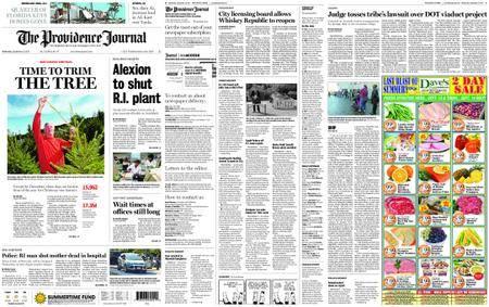 The Providence Journal – September 13, 2017
