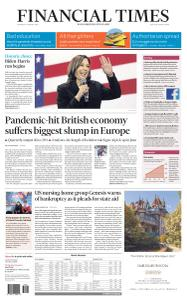 Financial Times USA - August 13, 2020