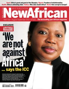 New African - August  September 2012