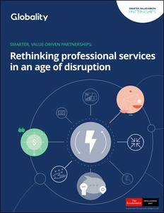 The Economist (Intelligence Unit) - Rethinking Professional Services in an Age of Disruption (2018)