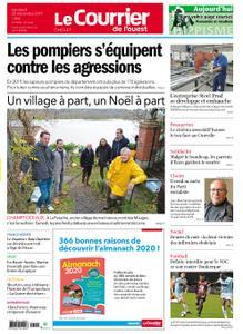 Le Courrier de l'Ouest Cholet – 20 décembre 2019
