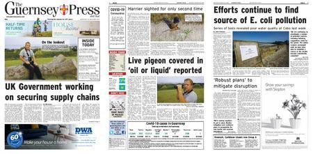 The Guernsey Press – 16 September 2020