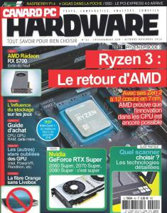 Canard PC Hardware - Octobre-Novembre 2019