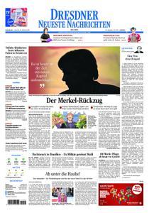 Dresdner Neueste Nachrichten - 30. Oktober 2018