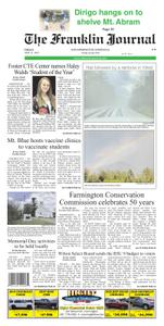 Franklin Journal – May 21, 2021