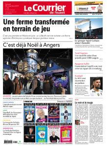 Le Courrier de l'Ouest Nord Anjou – 30 novembre 2019