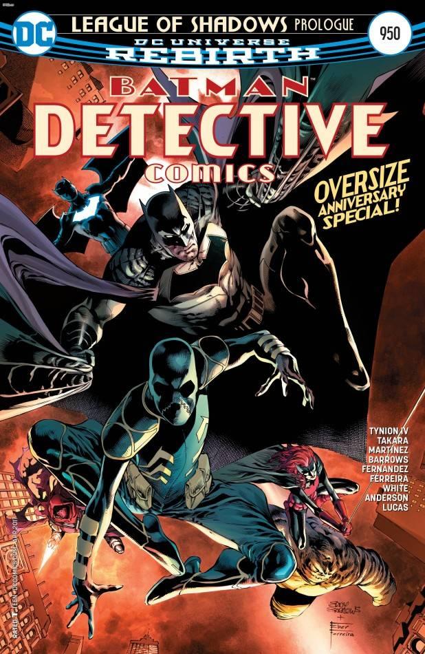 Detective Comics 950 (2017)