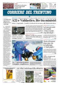 Corriere del Trentino – 24 aprile 2019