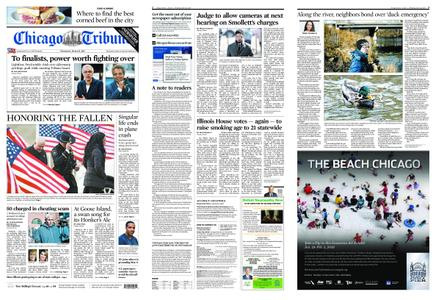 Chicago Tribune – March 13, 2019